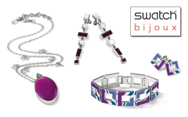 New jewellery from Swatch Bijoux