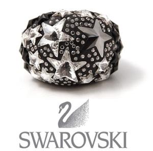 Swarovski Fizz Amethyst Ring