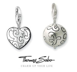 Thomas Sabo Brocade Charms