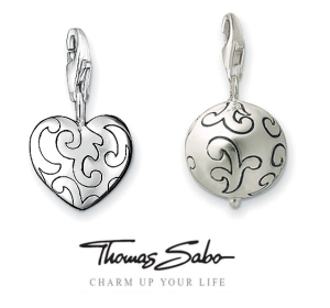Thomas Sabo Brocade Charms