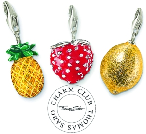 Fruity Charms by Thomas Sabo, from £47.95
