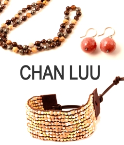 New pieces from Chan Luu!