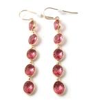 Swarovski Neva Drop Earrings, £90