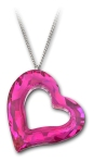 Swarovski Loveheart Pendant, £92