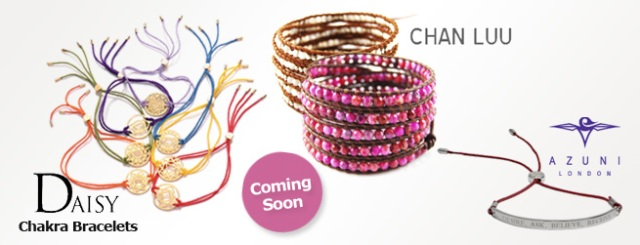 Daisy, new Chan Luu and new Azuni coming soon to fabulous