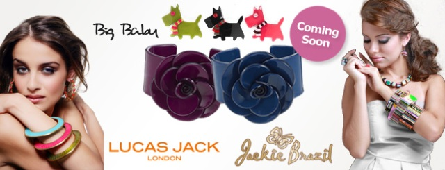 Lucas Jack, Big Baby and Jackie Brazil, coming soon to fabulous