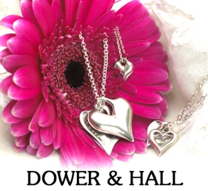 Dower & Hall - Classic and elegant British jewellery with a high-quality finish.