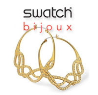 Swatch Melted Beauty Earrings
