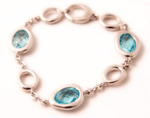 Nomination Aquamarine Bracelet, now £117