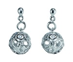 Hot Diamonds Bali Earrings, £65
