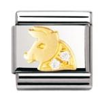 Nomination Taurus CZ Starsign Charm, £35