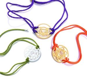 Daisy Chakra Bracelets, from £55