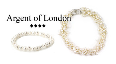 Argent of London wedding jewellery
