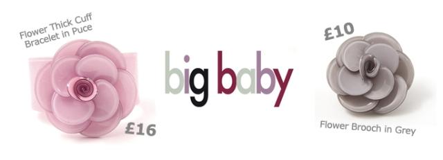 Big Baby - Designer Fashion on a Budget!