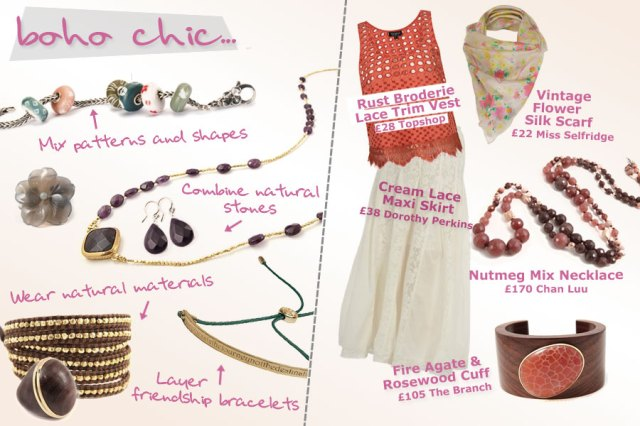 Work the Trend - Boho Chic