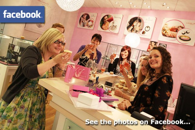 The fabulous Solihull new store launch - more photos on Facebook!