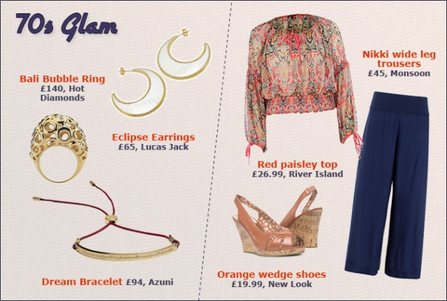 Work the Trend - 70s Glam, look 2