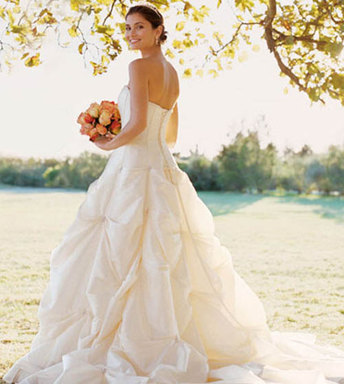The Contemporary Wedding Dress