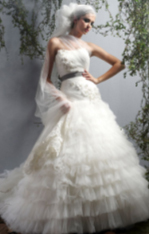 The Ethereal Wedding Dress