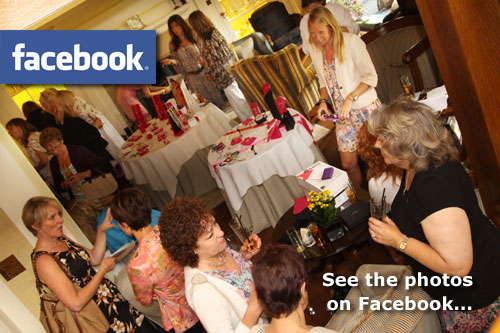 See our Garden Party Photos on Facebook...