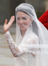 Kate's fabulous Wedding Dress