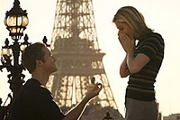 Keep it classic for an unforgettable proposal
