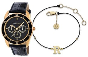 BCBG watch and Daisy, Alpha bracelet