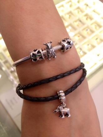 Natalie's Pandora Bracelet