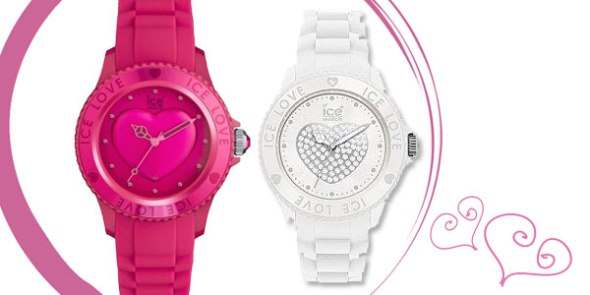 Ice Love watch at fabulous