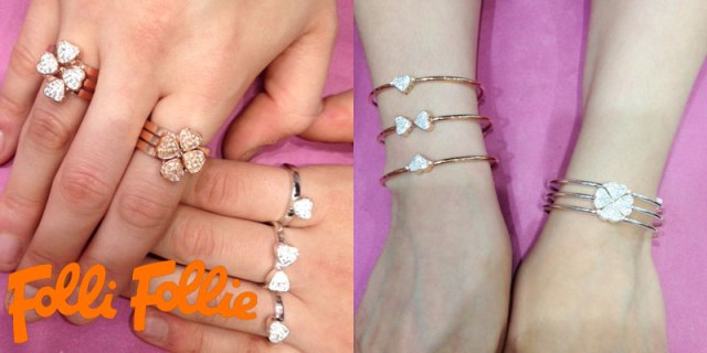 Heart4Heart Rings and Bangle
