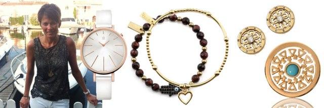 St Tropez jewellery, Calvin Klein, ChloBo, Thomas Sabo, Nikki Lissoni