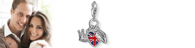 Thomas Sabo Royal Baby Charm