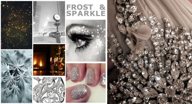 Frost and Sparkle Trend