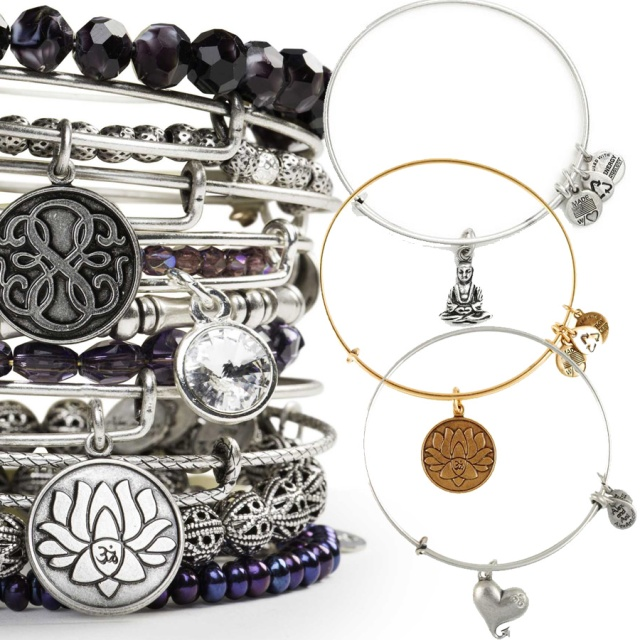 Alex and Ani UK, Bangle Bar