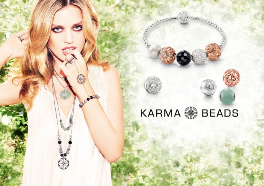 new thomas sabo karma beads collection for spring 2014. Black Bedroom Furniture Sets. Home Design Ideas