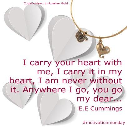 February Cupid's Heart