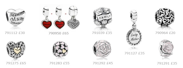 New Pandora Mother S Day Collection Fabulouscollections Co Uk