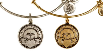 The Claddagh Bangle £24