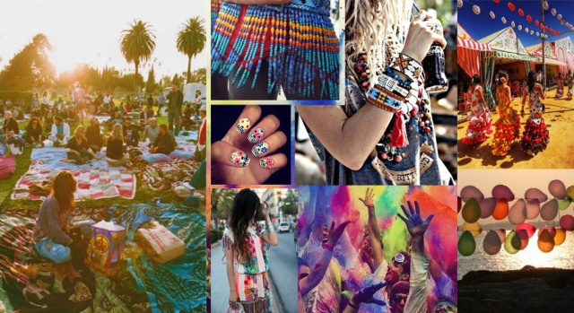 Spring Trends: Festivals and Fiestas