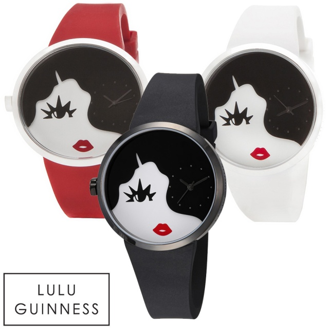 NEW Lulu Guinness Marcel Collection
