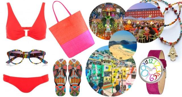 Colour Queen Summer Trend