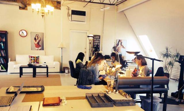Evocateur studio