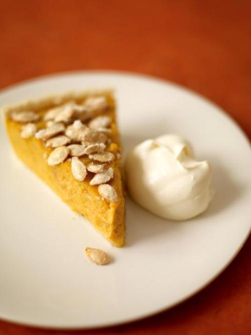 jamie oliver pumpkin pie