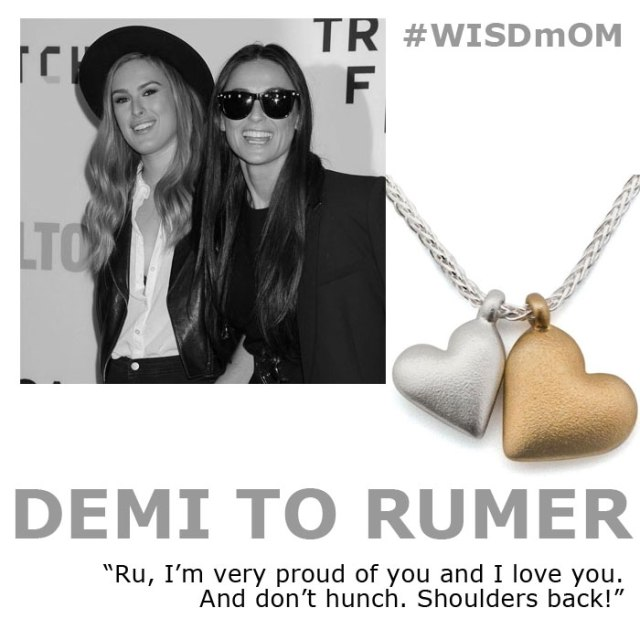 demi-and-rumer-fb-mothers-day