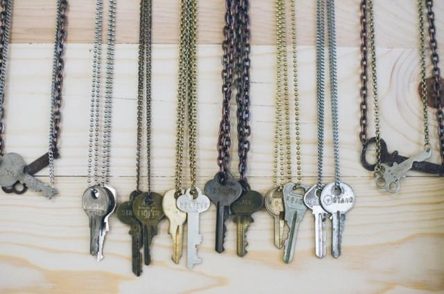 keys colour