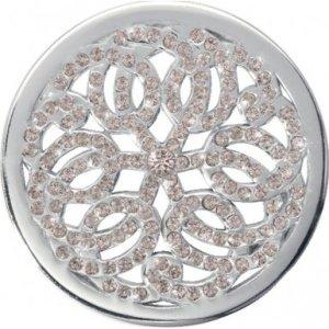 small swarovski coin