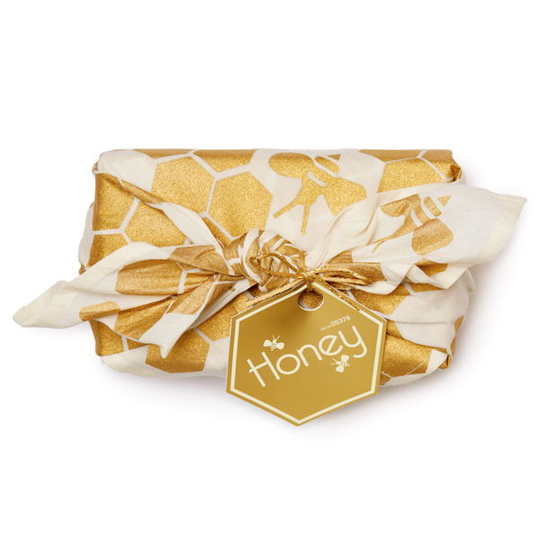 lush honey gift set
