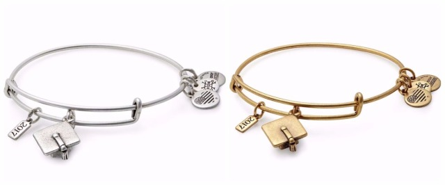 Alex and Ani Graduation Cap Bangle Designer Jewellery