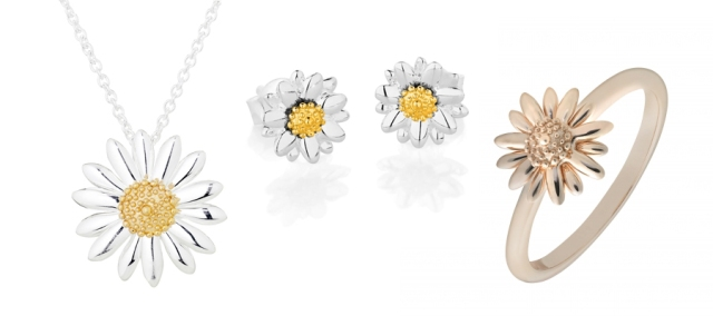 Daisy London Wedding Jewellery Designer Sterling Silver
