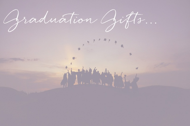 Graduation Day Gifts Banner Caps Gift Guide